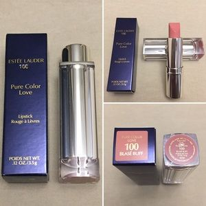 Estée Lauder Pure Color Love Lipstick - Shade 100